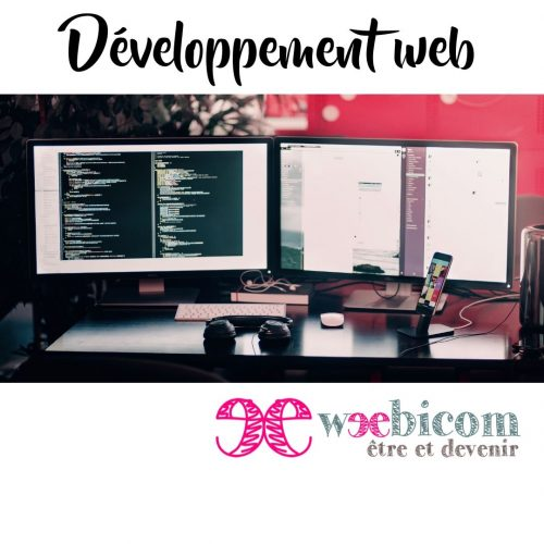 weebicom développement web et applications